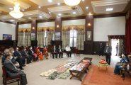 सम्माननीय राष्ट्रपति श्रीमती विद्यादेवी भण्डारीज्यूबाट श्री गणेश र श्री भैरवको संकल्प पूजा सम्पन्न