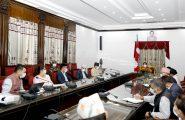 जलवायु परिवर्तनमा आजको पुस्ताले गल्ती गरेको खण्डमा भावी पुस्ताले असर भोग्नु पर्छ: राष्ट्रपति